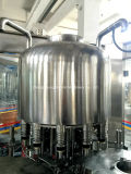 empaquetadora de relleno del agua pura material de la botella del animal doméstico 3-in-1