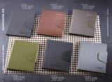 고품질 PU 가죽 노트북의 직업적인 제조