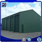 Garage prefabbricato della struttura d'acciaio di alta qualità e di basso costo