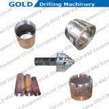 大口径の試錐孔のドリル機械井戸の掘削装置