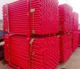 Гроссбух лесов Cuplock/горизонтальное красное покрашенное высокое качество Manunfactured
