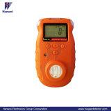デジタルLCD表示の音ライトアラーム0~30%Volの携帯用O2ガス探知器の酸素の探知器