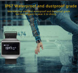 Neues wasserdichtes intelligentes Armband mit Pedometer Bluetooth Sport-UhrWristband