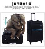 Sacchetto alla moda dei bagagli con l'insieme materiale di nylon dei bagagli di corsa