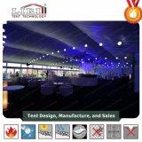 1500人のイベントの中心のためのガラス壁が付いている現代イベントのテント