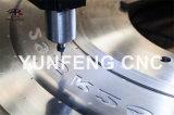 Boa maquinaria da gravura do CNC de 3 linhas centrais para o molde do pneumático