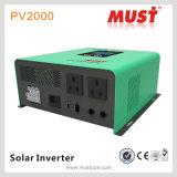 アフリカMarketのための低周波のSolar Hybird Power 700 Watt 1000年のWatt PWM Solar Micro Inverter