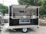 Stanard australiano carro móvel de Pintura máquina de café para venda Mobile café Café carrinho de reboque