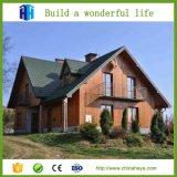 Greenheart económico prefabricado de lujo se dirige los diseños de la casa para Kenia