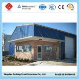 El acero portátil almacén estructural/Almacén arroja