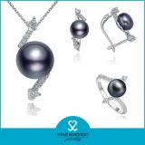 Nuevo diseño del Fashion Silver Pearl joyas para San Valentín (J-0081)