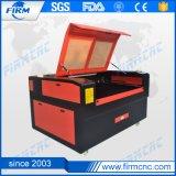 Venta caliente cortadora y grabadora láser CNC máquina láser de CO2
