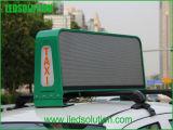 Pleine couleur double face P5 Taxi haut affichage LED
