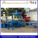 Machine en pierre de presse de bloc de sel de Caw de machine de brique de la puce Qt3-20