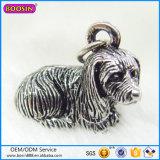 Encantos perro del metal de metal colgante del encanto al por mayor de 3D