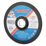 Disco piano di taglio per l'abrasivo di Inox (180X1.6X22.2) con i certificati del MPa