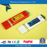 Promotion (UFD-T046)를 위한 최고 Selling Classic Plastic Pen Drive