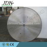 Segmento de diamante Jdk 3000mm / segmento de corte da lâmina circular para granito