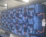 12V100ah batteria di lunga vita LiFePO4 per l'indicatore luminoso di via di energia solare