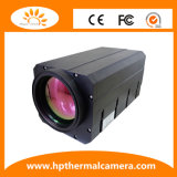 Длинный диапазон масштабирования систем видеонаблюдения камера Nightvision тепловой обработки изображений