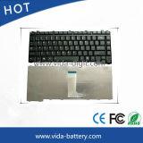 Первоначально клавиатуры для Toshiba A300 мы черные