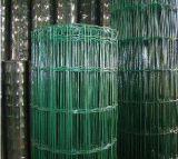 Cerca euro revestida del PVC de la venta de la fábrica