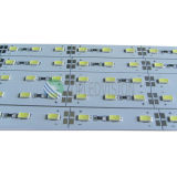 Tira rígida brilhante super do diodo emissor de luz da luz 50-60lm/LED SMD5630/5730 com Ce, RoHS