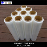 100um farbiger transparentes PET schützender Film für Cleanroom