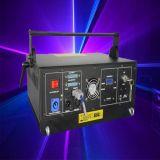 DMX를 가진 오락 장소를 위한 애니메니션 RGB 레이저 광 고성능 Lasers