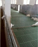 خروف سرير بلاستيك أرضيّة