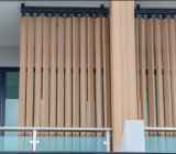 環境に優しい木製のPlasitcの合成の木ずりWPCのボード