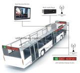 Visualizzazione multimedia dell'annuncio e di informazioni pubbliche