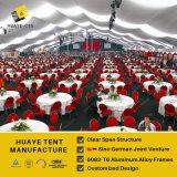 Tenda tedesca della tenda foranea per la cerimonia nuziale