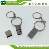 Memoria cristalina 16GB 32GB del USB de la insignia del flash 3D