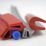 Наиболее востребованных хорошая эластичность экструзии силиконовые накладки из пеноматериала/силиконовые накладки