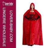 Mulher de inverno Red Christmas Holiday Costume (L70939)