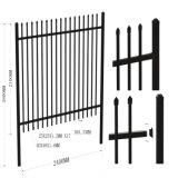 1.8 X 2.35 m-Röhrenstahlzaun-Panels für Verkauf