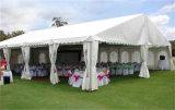 Tente extérieure de luxe de chapiteau de PVC de vente chaude pour le mariage