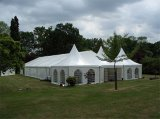 Freies Span Party Tent für Events mit 6X6m Entrance Canopy