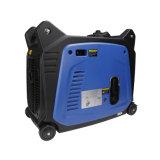 3Квт мини малых бензин бензин цифровой Генератор низких оборотов