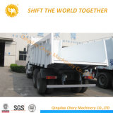 Autocarro con cassone ribaltabile 2018 di estrazione mineraria di Shacman 6*4