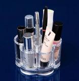 De duidelijke Plastic AcrylVitrine van de Juwelen van de Make-up van Doll Kosmetische