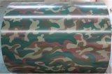 Bobina de acero cubierta color (DX53D)