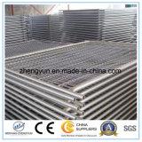 Venta caliente galvanizada sumergida caliente de la cerca temporal de la fábrica de China