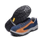 Estilo Sport Smash Anti Zapatos de seguridad para trabajadores en construcción