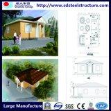 [إيوروبن] أسلوب ضوء فولاذ مقياس منزل دار مع [كربورت]
