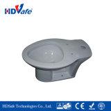 La porcelaine sanitaire Salle de bains mur de la vanne automatique Toilettes Le dispositif de rinçage