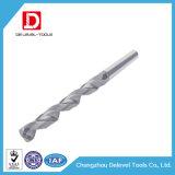 Personalizado de alta calidad de brocas helicoidales de carburo de tungsteno para mecanizado de aluminio