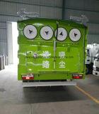 Camion di aspirazione della polvere della spazzatrice 5t di vuoto di Dongfeng da vendere
