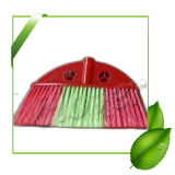 Famiglia Cleaning Broom con Wooden Handle